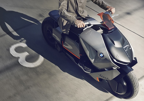 Tinuku.com BMW Motorrad Concept Link connects people, digital and motorcycles