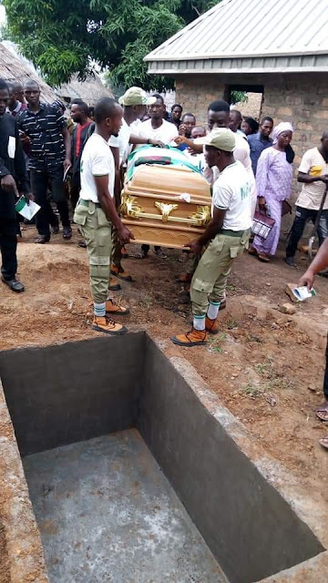 Corps member dies mysteriously three days after his traditional wedding