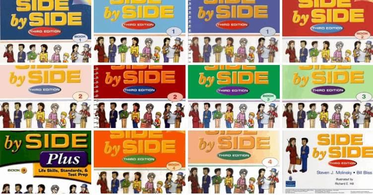 [Series] Side by Side by Steven J Molinsky & Bill Bliss 1