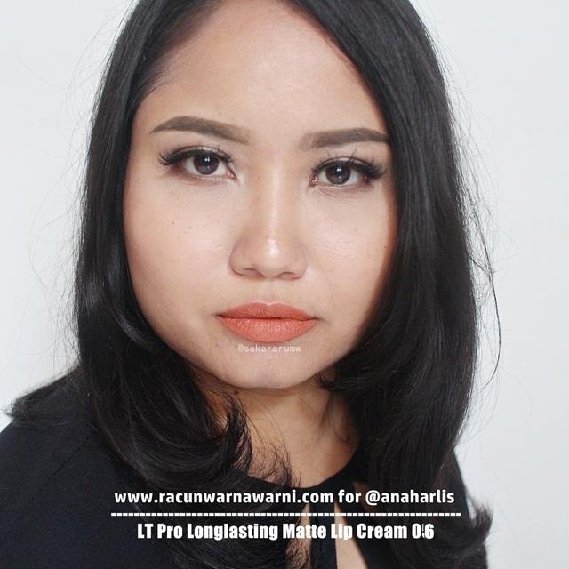 LT Pro Longlasting Matte Lip Cream 06