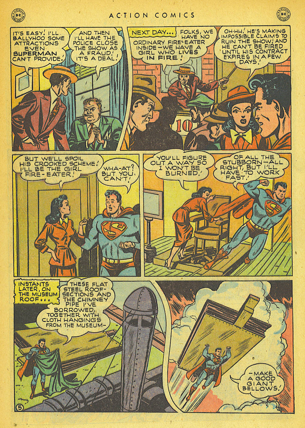 Action Comics (1938) 122 Page 6