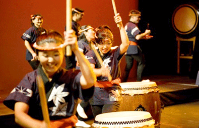 Taiko Ensambel Musik Asal Jepang Yang Mendunia