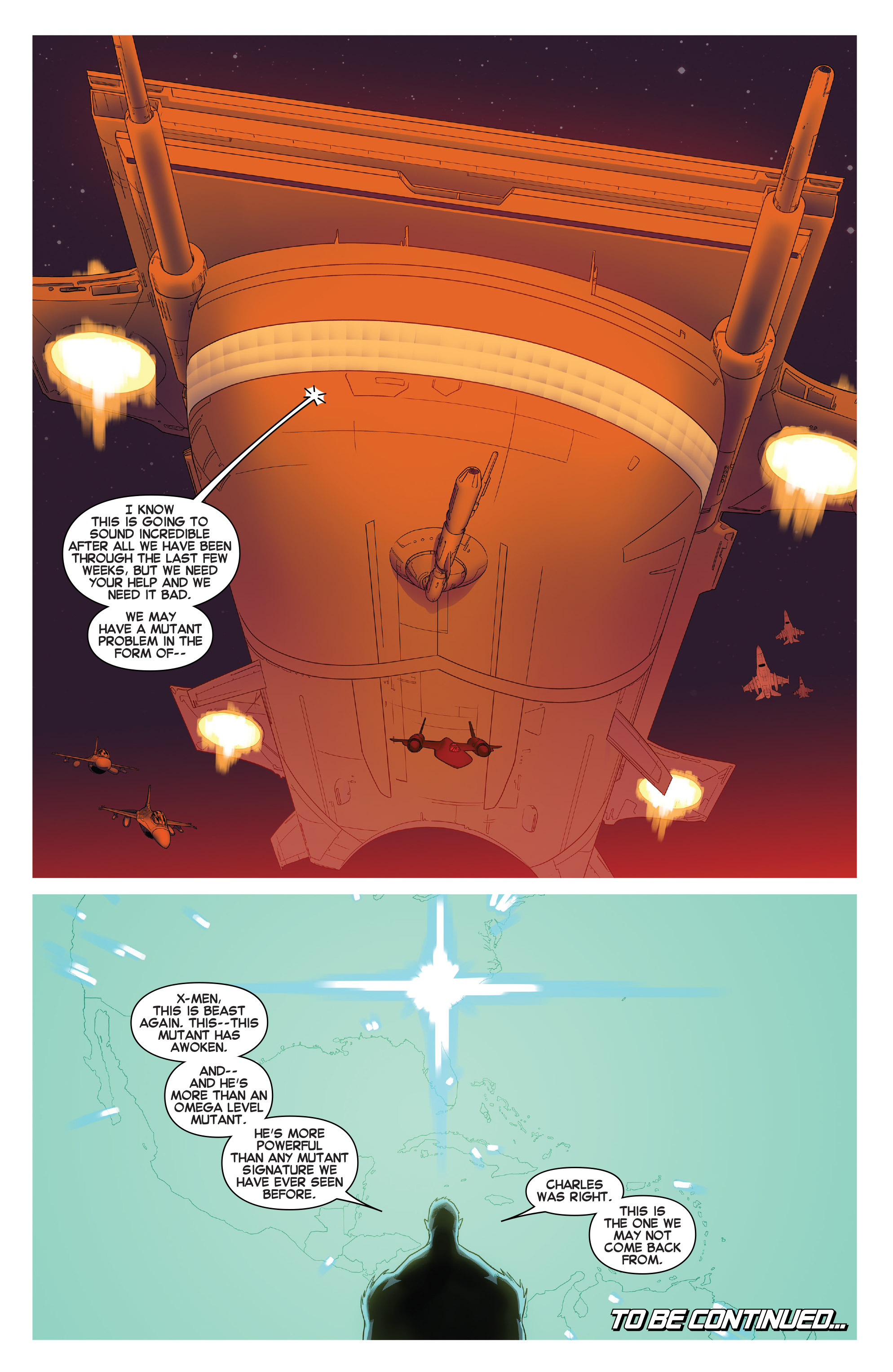 Read online Uncanny X-Men (2013) comic -  Issue # _TPB 5 - The Omega Mutant - 19