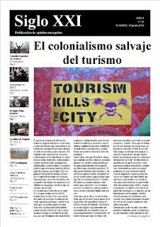 Periódico Siglo XXI nº 35