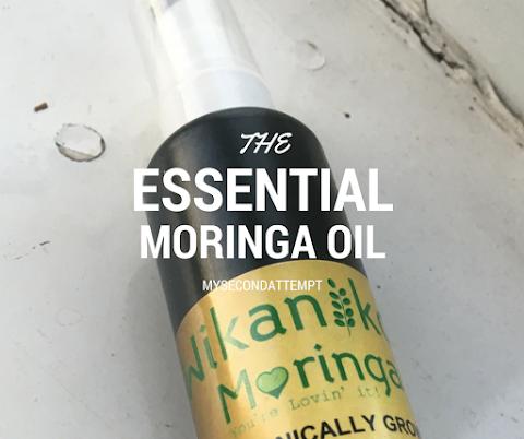 Here's Why You Need Moringa Oil