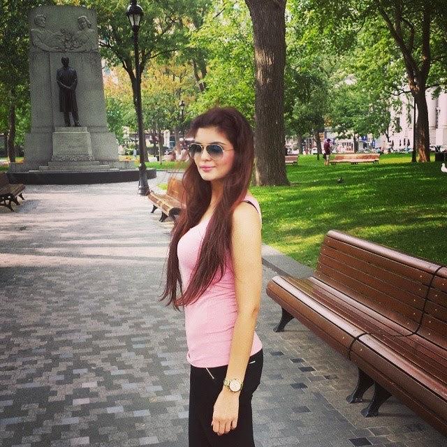 Punjabi Beauty Ihana Dhillon latest pics