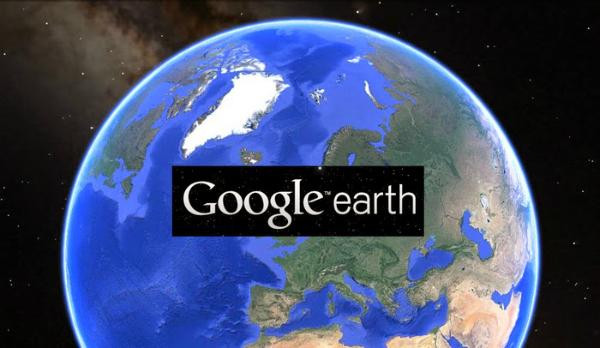 صورة على Google Earth تثير الجدل على الإنترنت