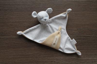 Мышка-комфортер