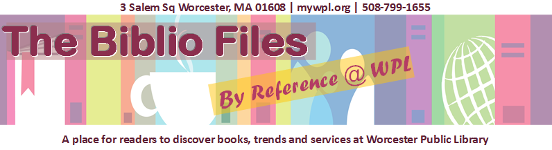 The Biblio Files by Reference @ WPL