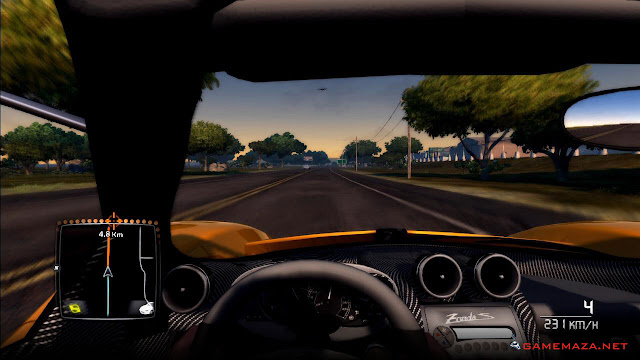 Test Drive Unlimited Gameplay Screenshot 4