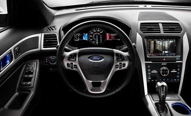 2017 Ford Explorer Sport Specs New Cars Used Car Reviews