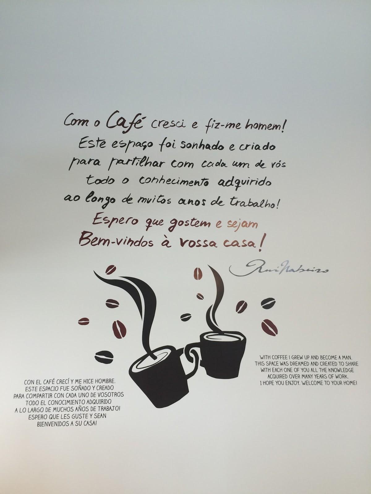 Calapitcha Centro Da Ciência Do Café Frases