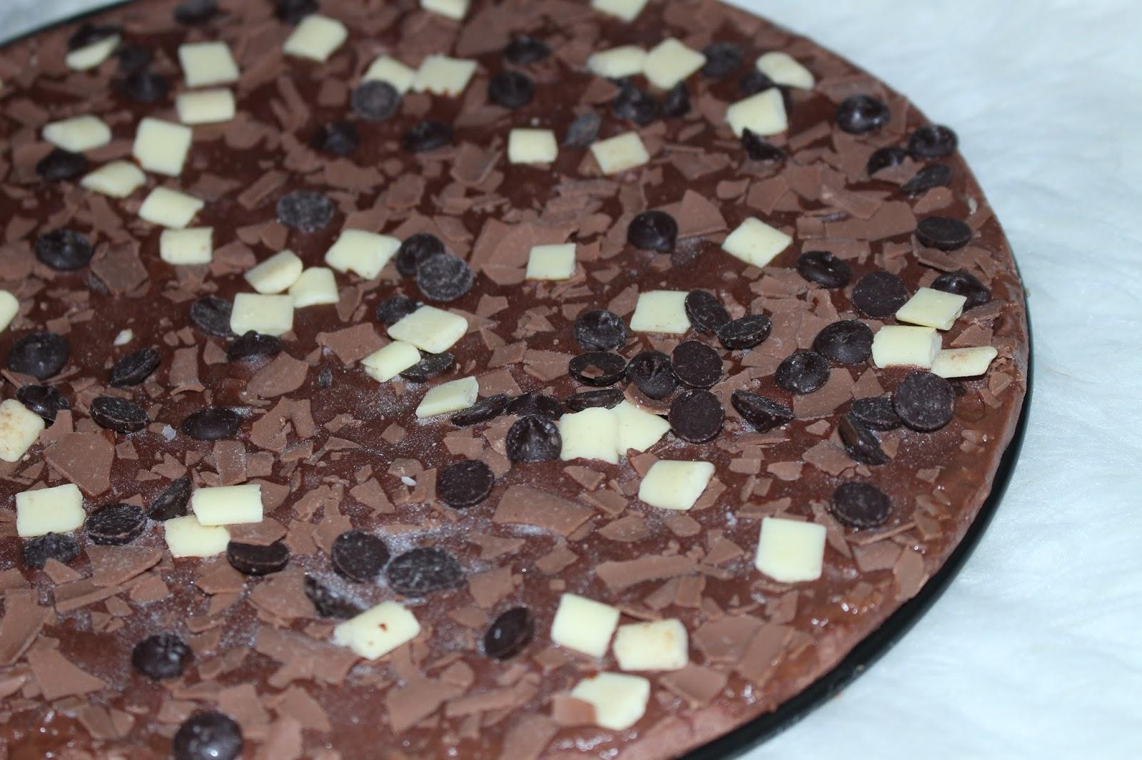 Ristorante Pizza Schoko