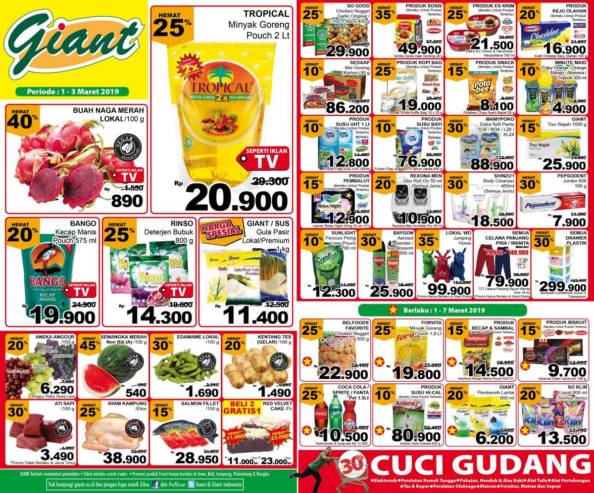 #Giant - #Promo #Katalog JSM Periode 01 - 03 Maret 2019