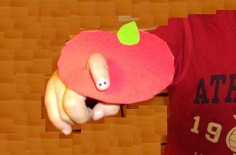 Meinen Apfel Ess Ich Gern