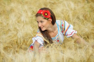 Wanita Cantik Ukraina