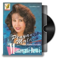 Lirik Lagu Minawati Dewi - Penyanyi Malam