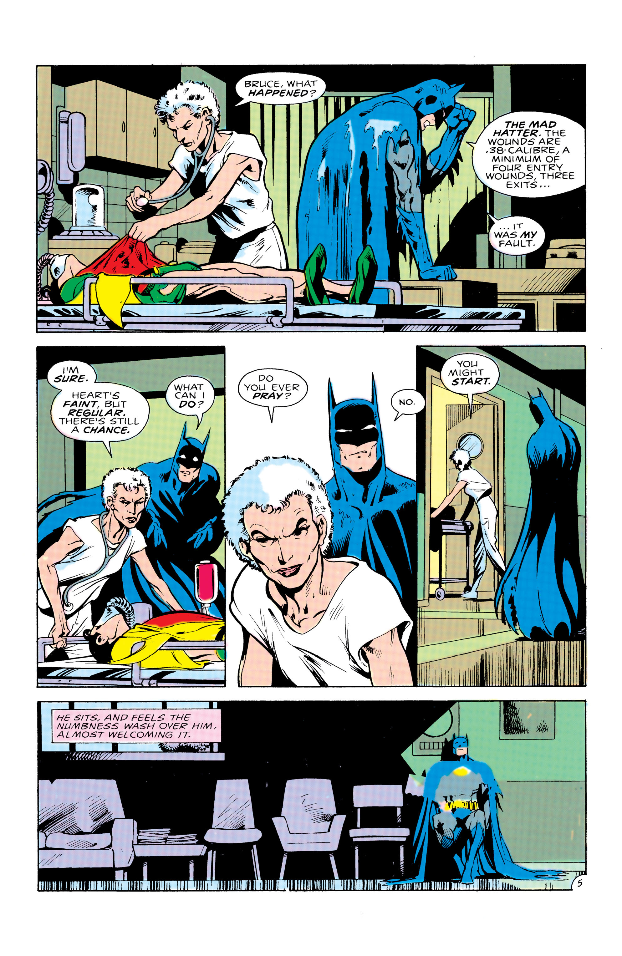 Detective Comics (1937) 574 Page 5