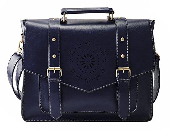 sac chic et elegant pour femme, porté main ou bandoulière, convient pour transporter un ordinateur portable