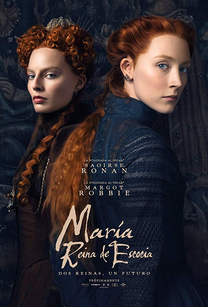 Download Mary Queen of Scots (2018) WEB-DL Subtitle Indonesia