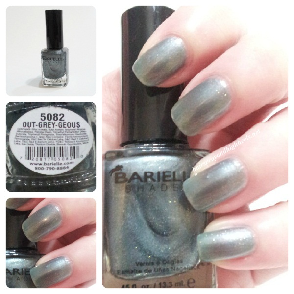Barielle Out-Grey-Geous Swatch