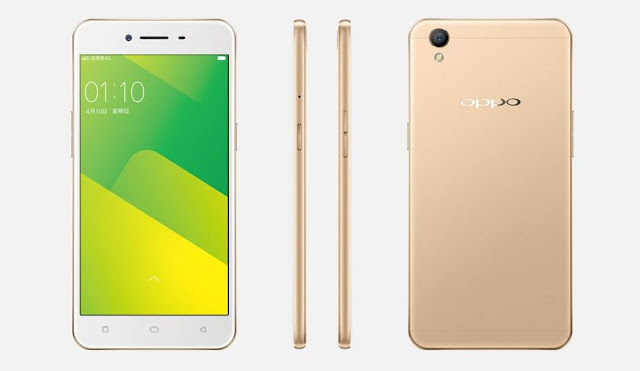 Oppo A37 Smartphone to be Launched in India with 2GB RAM