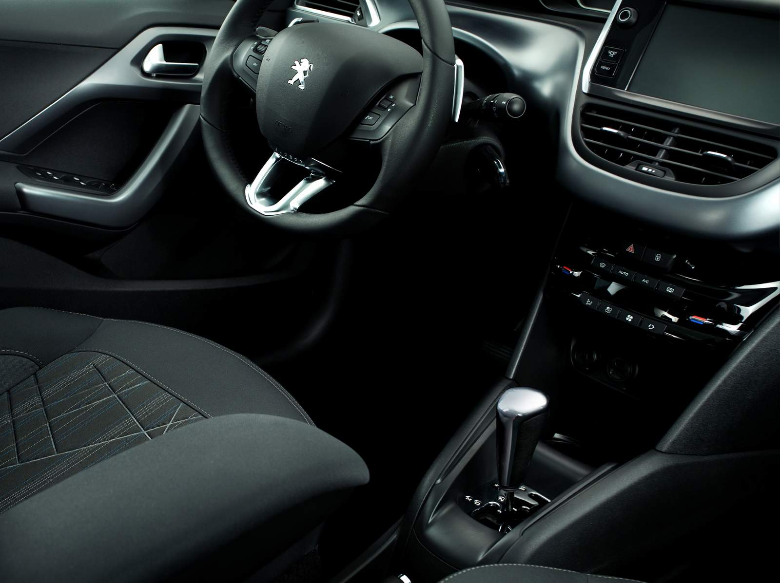 Peugeot 208 Automático 2017 - Preço
