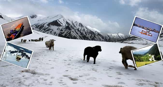 The Kashmir Valley