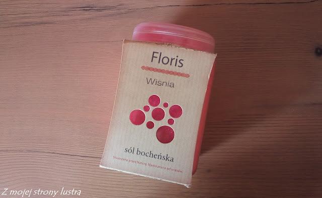 wiśniowa sól do kąpieli Floris Bochneris