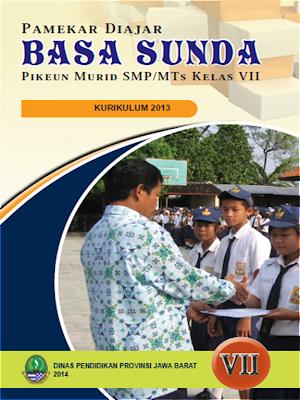 Blog Ilmu Matematika: Buku Bahasa Sunda Kelas 7 Kurikulum ...