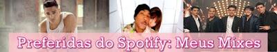 musicas no spotify