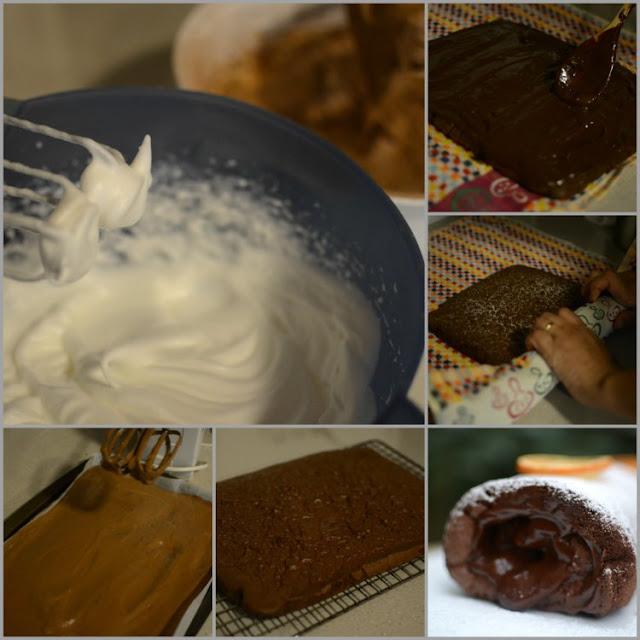 Brazo de gitano todo chocolate 03