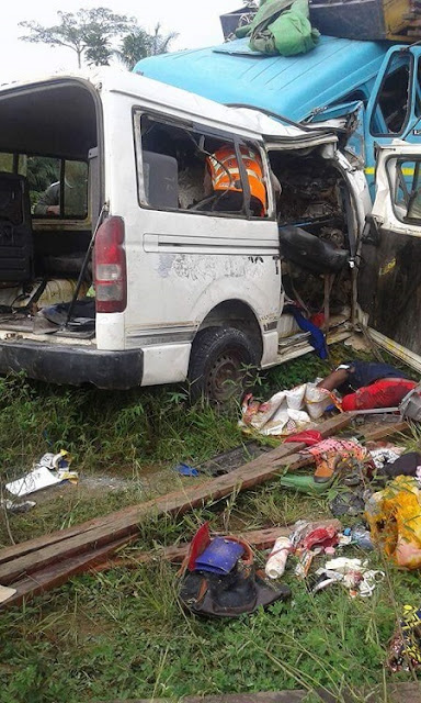 LORD Have MERCY!!!! Peace Mass Transit Involved in Another Accident With No Survivors (Graphic Photos)