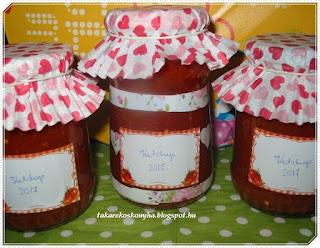 Házi készítésű ketchup