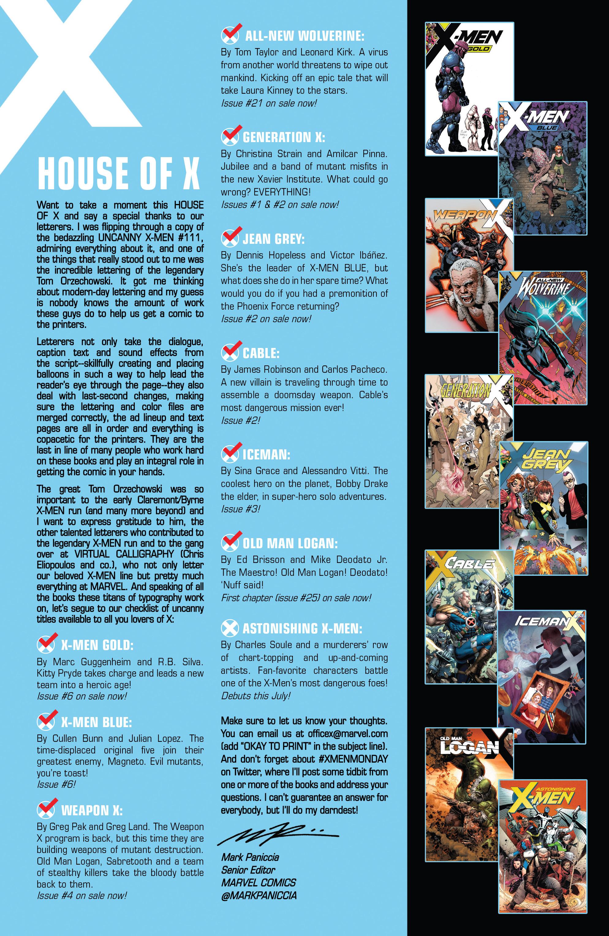 Read online Iceman (2017) comic -  Issue #2 - 23