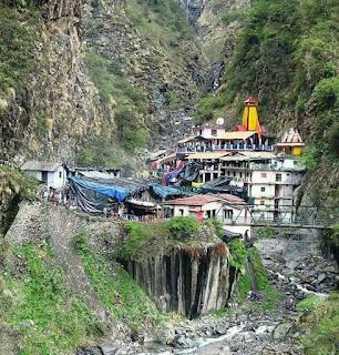 Yamunotri temple uttarkashi uttarakhand