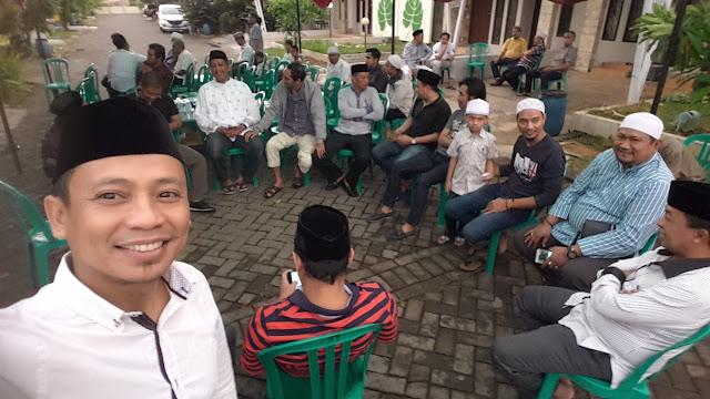 Senior KAHMI Sulsel dan Ketum Badko HMI Sulselbar Buka Puasa Bersama dan Kongkow Dengan AYP