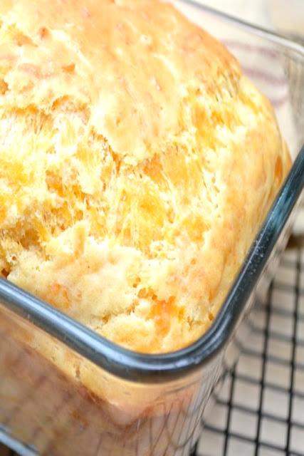 Cheesy Quick Bread Recipe