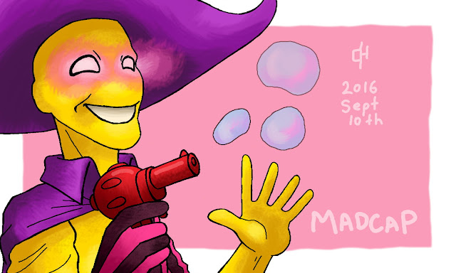 Marvel, Madcap