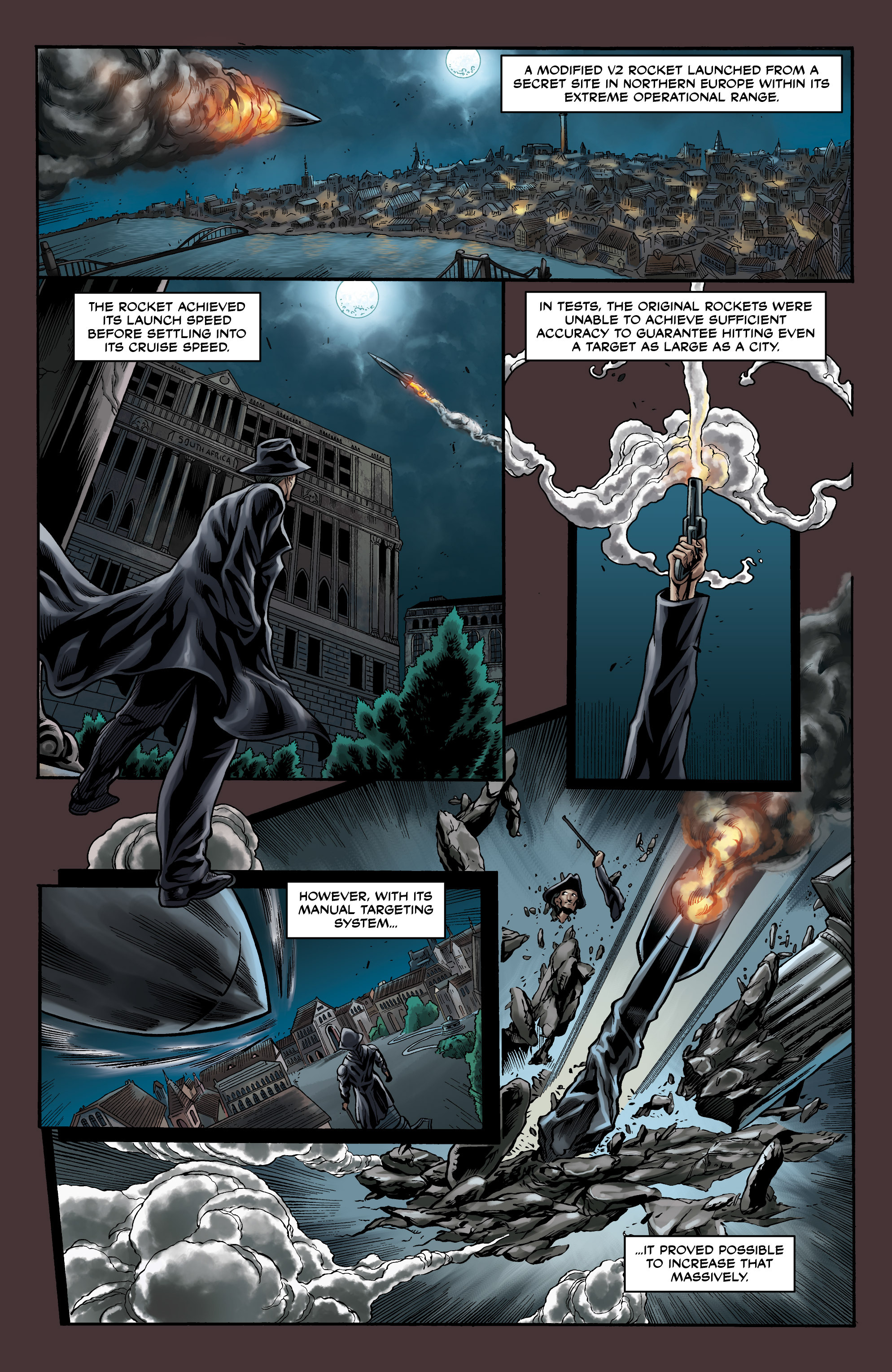 Read online Uber comic -  Issue #10 - 26
