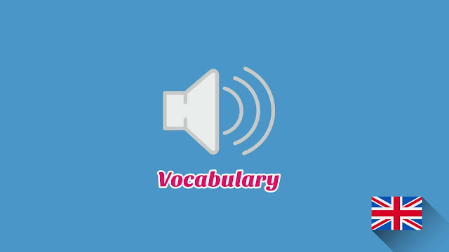 Kosakata Bahasa Inggris Suara Disertai Gambar, Audio Dan Pronunciation