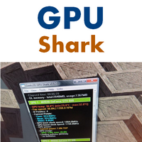 GPU Shark Software Monitor