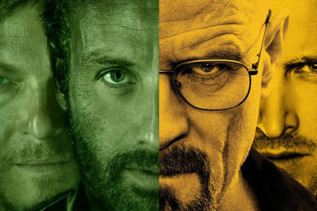 Teoría: Breaking bad es una precuela de The Walking Dead