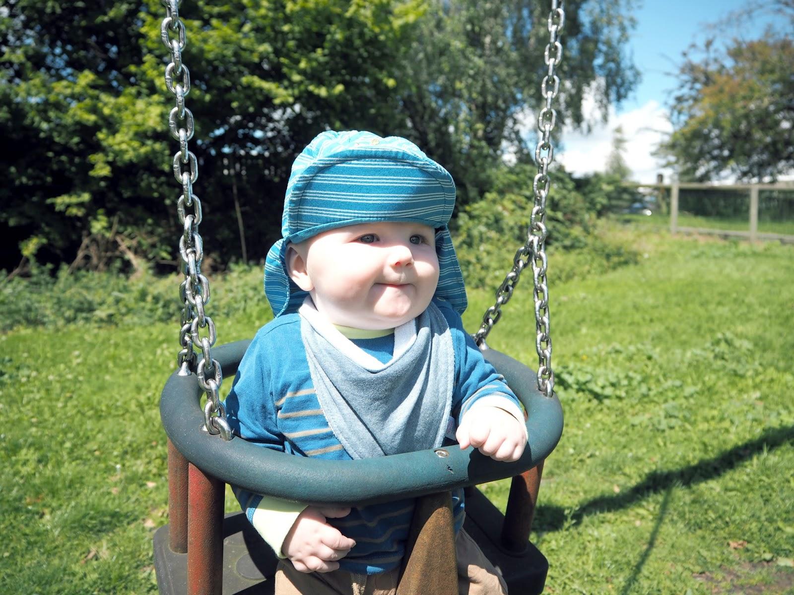 TYLER IS 6 MONTHS OLD | Tyler's 6 month update | Love, Maisie | www.lovemaisie.com