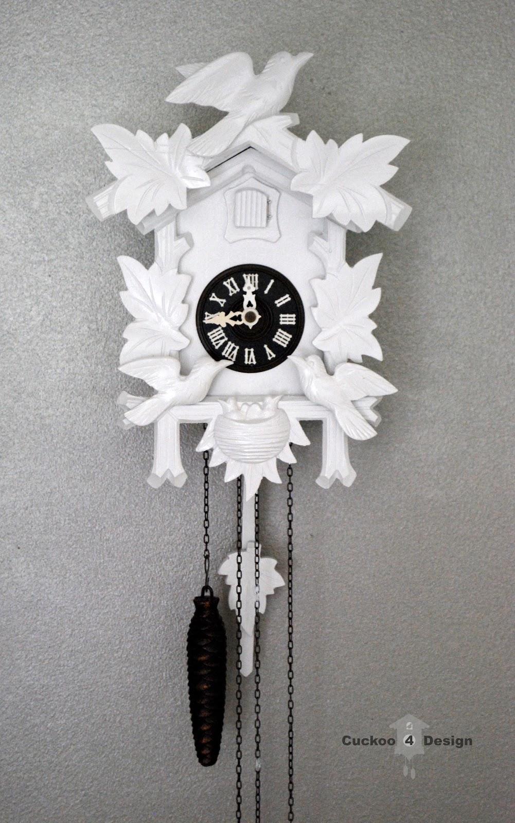 Painted cuckoo clocks cuckoo4design painted cuckoo clocks amipublicfo Image collections
