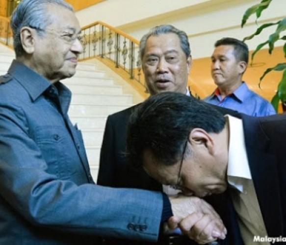 PPBM Parti Sukahati Mahathir