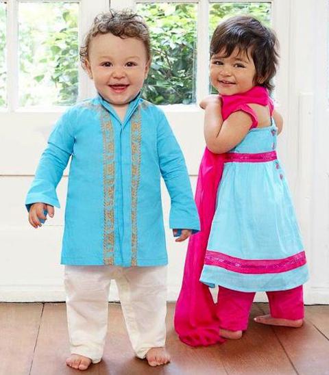 baju india anak terbaru
