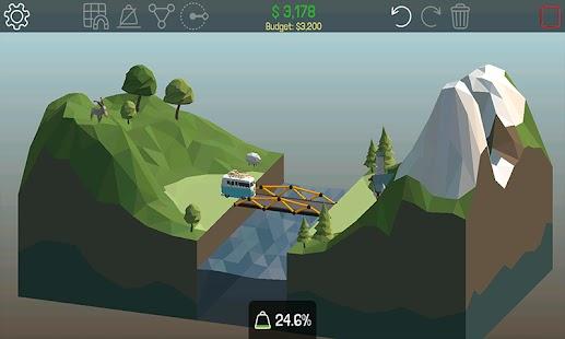 Poly Bridge 2-Bridge Master Apk Free on Android Game Download