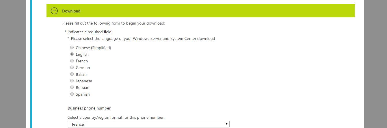 Download windows server 2012 trial version   Download Microsoft