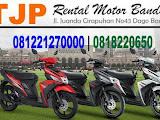 Layanan Sewa sepeda motor Bdg tidak jauh dari Jl. Terusan Buah Batu